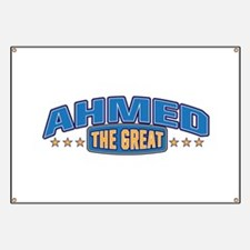 The Great Ahmed Banner