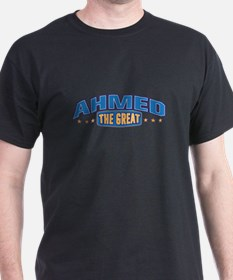 The Great Ahmed T-Shirt