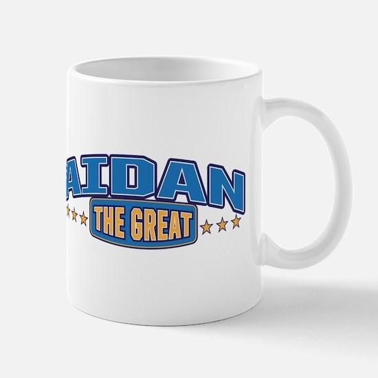 The Great Aidan Mug
