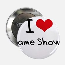 """I Love Game Shows 2.25"""" Button"""