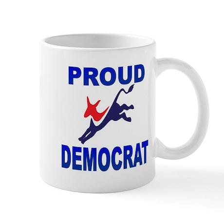 Democrat Pride (Donkey) Mug