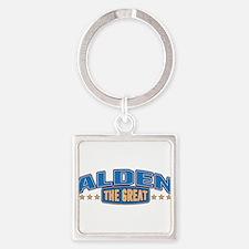 The Great Alden Keychains