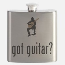 Classical Guitar Flask