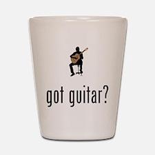 Classical Guitar Shot Glass