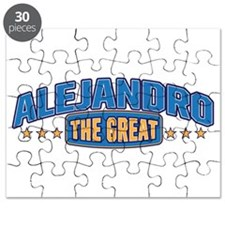 The Great Alejandro Puzzle