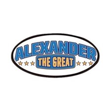 The Great Alexander Patches