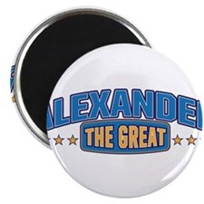 "The Great Alexander 2.25"" Magnet (10 pack)"