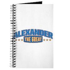 The Great Alexander Journal