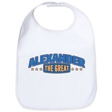The Great Alexander Bib