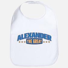 The Great Alexander Bib