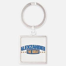 The Great Alexzander Keychains