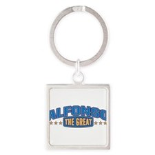 The Great Alfonso Keychains