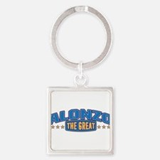 The Great Alonzo Keychains