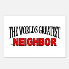 """The World's Greatest Neighbor"" Postcards (Package"