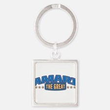 The Great Amari Keychains