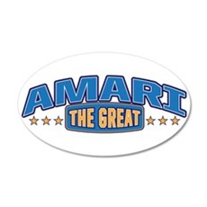 The Great Amari Wall Decal