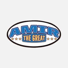 The Great Amir Patches