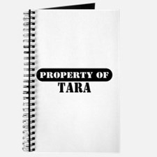 Property of Tara Journal