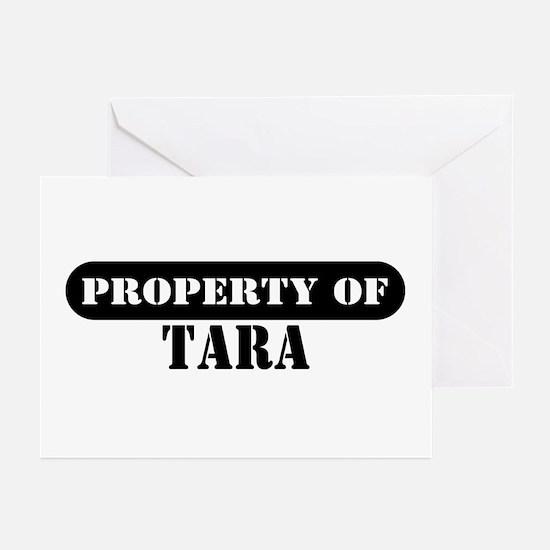 Property of Tara Greeting Cards (Pk of 10)