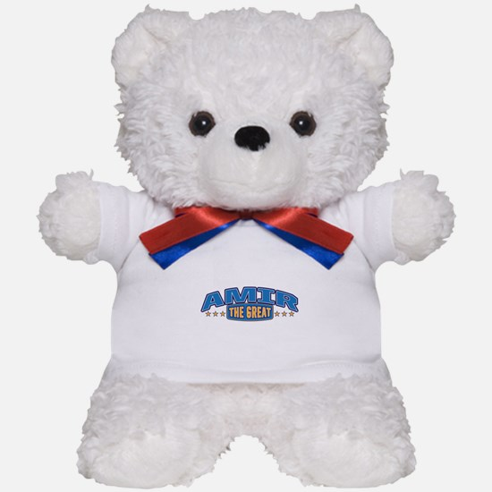 The Great Amir Teddy Bear