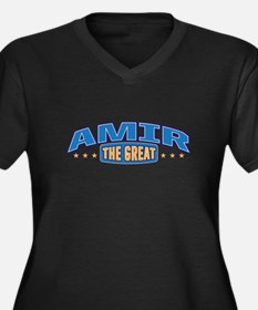 The Great Amir Plus Size T-Shirt