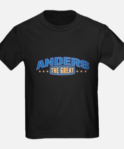 The Great Anders T-Shirt
