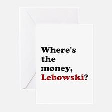 Movie Gear Big Lebowski Greeting Cards (Pk of 20)