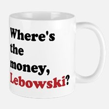 Movie Gear Big Lebowski Mug