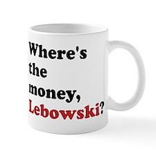 Movie Gear Big Lebowski Small Mug