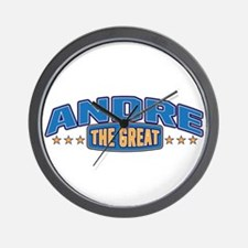 The Great Andre Wall Clock