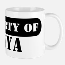 Property of Tanya Mug