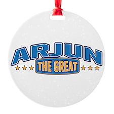 The Great Arjun Ornament