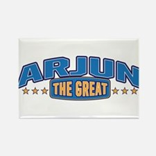 The Great Arjun Rectangle Magnet