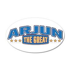 The Great Arjun Wall Decal