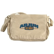 The Great Arjun Messenger Bag