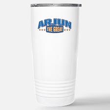 The Great Arjun Travel Mug