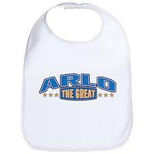 The Great Arlo Bib