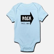 ROCK THIS WAY Body Suit