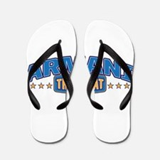 The Great Armani Flip Flops
