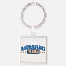 The Great Armani Keychains