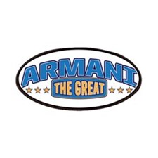 The Great Armani Patches