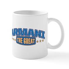 The Great Armani Mug
