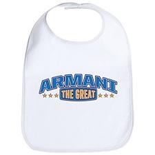 The Great Armani Bib
