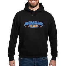 The Great Armani Hoodie