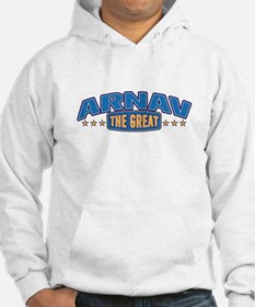 The Great Arnav Hoodie
