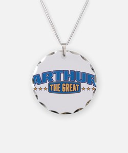 The Great Arthur Necklace