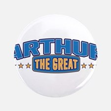 """The Great Arthur 3.5"""" Button (100 pack)"""