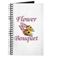 Flower Bouquet Journal