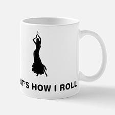 Belly Dancing Mug