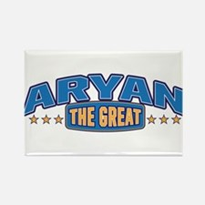 The Great Aryan Rectangle Magnet